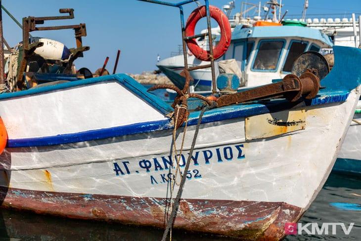 Griechenland - Kos Kitereisen und Kitesurfen