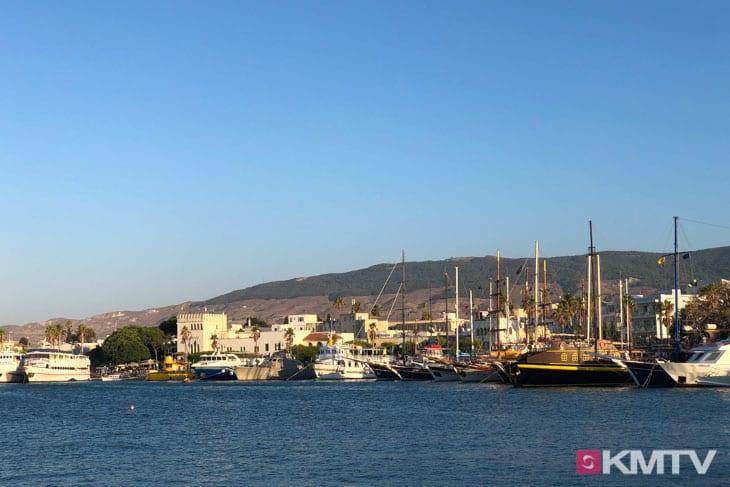 Kos Stadt - Kos Kitereisen und Kitesurfen