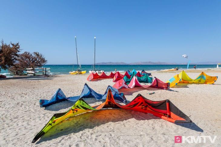 Kitespot Horizon - Kos Kitereisen und Kitesurfen