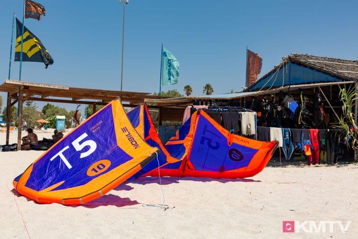 Kitespot Mastichari - Kos Kitereisen und Kitesurfen