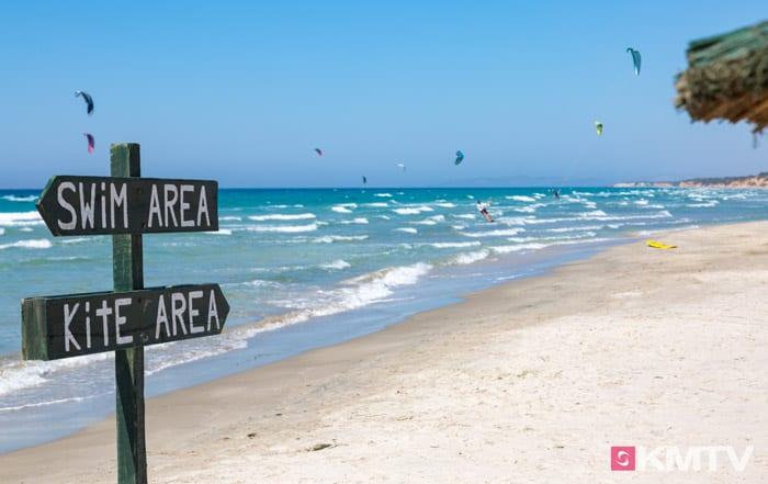 Kos Kitesurfen - Kitereisen nach Griechenland